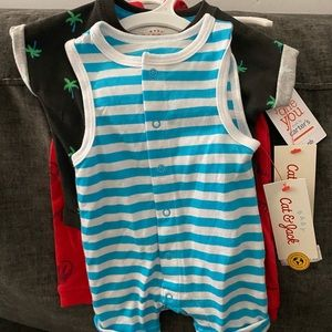 NWT Carter's and Cat & Jack Newborn Outfits